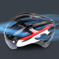 Motorino equestre di Cairbull del fronte della bici del motore dell'annata del pattino che corre il casco del motociclo dei bambini di Moto