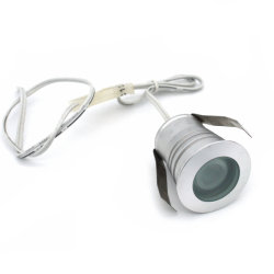 1 W/3W Mini LED Downlight encastré rond