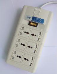 2-6 разъем питания защита от воздействий молнии/скачков напряжения электросети