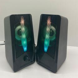Настольные компьютеры беспроводной портативный HiFi Bluetooth динамики компьютера