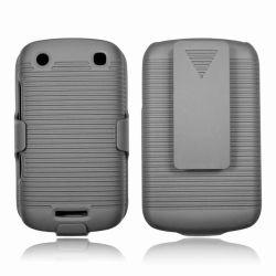 Сотовый телефон случае жесткий чехол с защелкой для Blackberry 9380