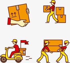 出荷の航空貨物のDHL TNT UPS Federal Express配達速達