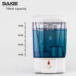 Saige 700мл отель в стену Автоматический датчик автоматического Touchless гель жидкого мыла диспенсер