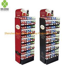 Personalizzare la mensola di visualizzazione di legno del supermercato per Tea&Coffee