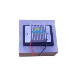 هيكل رادياتير من الألومنيوم المطلي بطبقة من الألومنيوم بالمشع الكهربائي