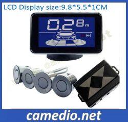 Pantalla LCD a color de Detector de radar de aparcamiento con sensibilidad Super