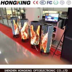 Todas as cores ecrã programável Interior/Exterior Módulo LED P10 P8 P6-P5 P4 P3 Pixel RGB