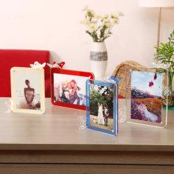 5 بوصة 6 بوصة فنّ مبتكر أكريليكيّ صورة إطار