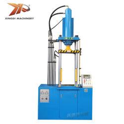 El diagrama de piezas y doblando la formación de una prensa hidráulica