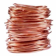 Cable de cobre de chatarra de cobre fino cable desnudo