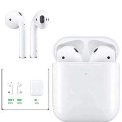 Venta caliente la ubicación GPS Bluetooth Wireless cambiar el nombre de los auriculares de Tws Auricular de iPhone