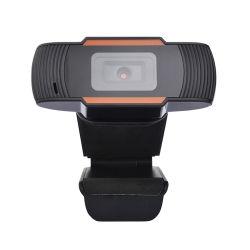 Estéreo Micrófono doble HD 1080P USB PC Camera de Video Digital Smart PC Webcam para Video llamada Reunión transmitida en vivo