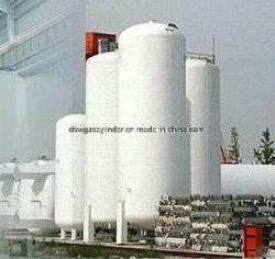 20m3 Alta Industrial Médicos de pressão do tanque de armazenamento