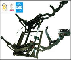 手動椅子のリクライニングチェアのメカニズム
