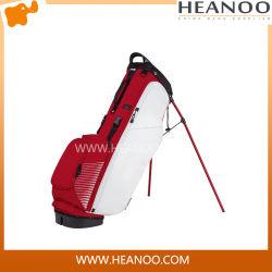 Produits de qualité Red Fashion Nylon Custom Golf Stand Bag
