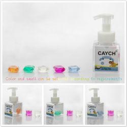Magische Schaumgummi-Handwäsche-Seifen-Schaumgummi-Tablette