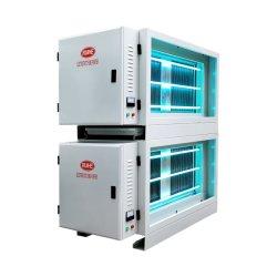 Электростатический разряд коммерческих Precipitator Esp приводит к повреждению очищения система для Hotal/столовой/обеденный ресторан