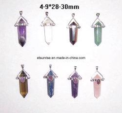 Fashion Gemstone Crystal Bead Sieraden hanger