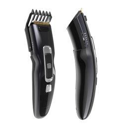 Машинка для стрижки волос электрический триммер для подстригания волос электрический аккумуляторный триммер для подстригания волос Professional металлические парикмахерская и использовать