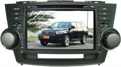 Toyota Highlander специальный автомобильный DVD плеер