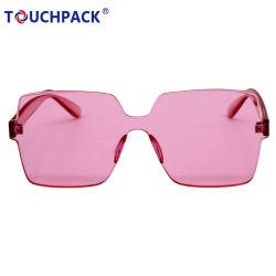Barato Promoção grossista óculos de sol de PC para festas