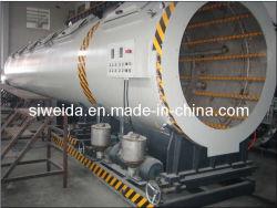O PVC plástico/PE/Tubo PPR formando o tanque de dimensionamento/Máquina de Calibração de Vácuo/Tanque de dimensionamento de Vácuo