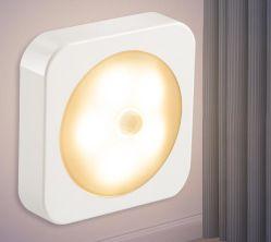 Branelli astuti chiari della lampada del sensore LED