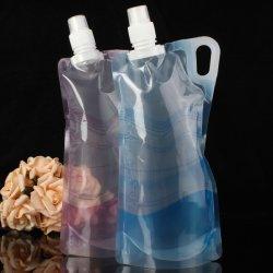 [1ل] خارجيّ [فولدبل] يطوي بلاستيكيّة خفيفة [درينك وتر بوتّل] حقيبة كيس مثانة رياضة حقائب لأنّ يخيّم يرفع نزلة #734