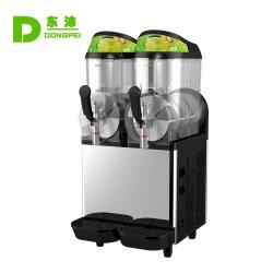 ステンレス鋼ボディ12L*2雪溶ける機械飲料機械