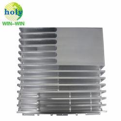 LED 램프 바디를 위한 CNC 기계로 가공 알루미늄 열 싱크