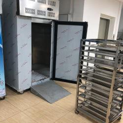 Peixes/Frango/carne/Seafood/Gelato/carne Fast/Quick/instantâneo/Flash/choque/IQF/Túnel/Bally Resfriamento a Ar de sopro máquina congelador