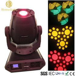 LED 90W luz cabezal movible de gobos iluminación de escenarios