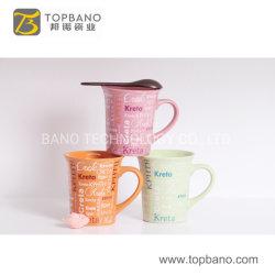 Taza porcelana personalizada de cerámica china Regalo Promocional Café Taza de cerámica