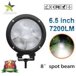 Погрузчики светодиодный фонарь рабочего освещения, напрямик 60W с высокой яркостью 6.5inch Spot 4*4 СВЕТОДИОДНЫЙ ИНДИКАТОР рабочего освещения