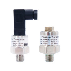 수도 펌프 액체 가스를 위한 디지털 출력 4-20mA 압력 센서