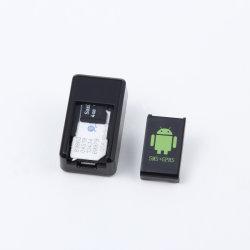 GF08 Mini-GPS Echtzeitauto-Verzeichnis-Verfolger magnetisches GSM/GPRS Einheit MMS-Foto-Rückseite aufspürend