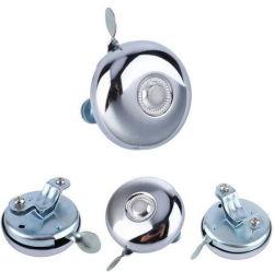 Suono forte del manubrio della bicicletta della Bell del retro del ciclo di spinta della bici del metallo anello classico della Bell