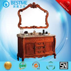 浴室の純木アメリカ様式のキャビネット/家具によるF8029