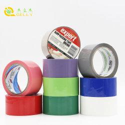 Embalagem de BOPP coloridos e auto-adesivo fita de rolo de Isolamento Elétrico