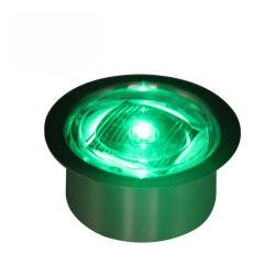 태양 LED 스테인리스 사우디 소통량 반사체 빛 유리제 도로 장식 못