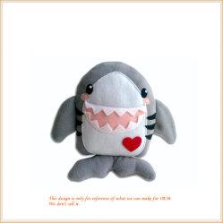 Super lindo Animal almohada cojín Tiburón OEM Juguetes