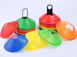 O desporto de plástico do marcador de formação do Cone do disco para futebol/ Football/ Kids/ Marcadores de campo