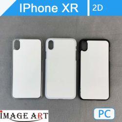 iPhone XR 시준 블랭크 2D PC 전화 케이스/열용 덮개 인쇄 전송