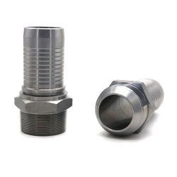 Manuli Zinc-Nickel Eaton estándar de aleación de la manguera hidráulica Jic apenas 16711