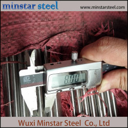 prix d'usine SS 201 Barres rondes en acier inoxydable 304
