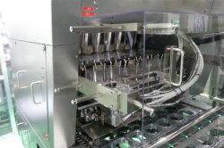 Hohe Leistungsfähigkeit und Präzisions-Stau und Frucht mit Eis-Würfel-Plombe und Dichtungs-Maschine