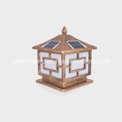 Im Freien helles Solargarten-Licht-Landhaus-Tür-Licht