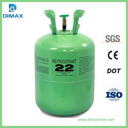 Vérin de jetables Gaz réfrigérant R22