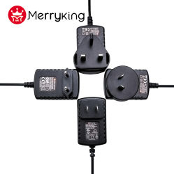AC gelijkstroom van de Groothandelaar van de Levering van de Macht van Shenzhen 12V 1A de Adapter van de Macht van de Omschakeling met de Stop van Au
