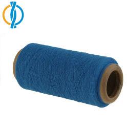 20s Fils de coton Prix filature de fils teints en polyester coton régénérés d'alimentation